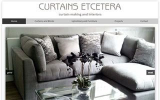 Curtains Etcetera screenshot
